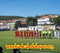 Kızılcabölükspor: 2 – Tekirova Belediyespor: 3