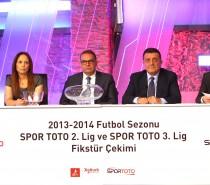 Spor Toto 3. Lig  Fikstürü Belli Oldu