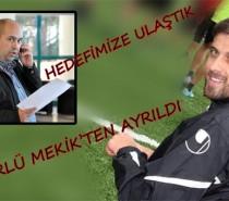 """Osman Duran,""""İLK YARIYI DEĞERLENDİRDİ"""""""