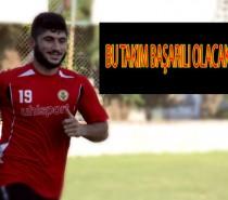 İbrahim Kongur: Başarılı olacağız