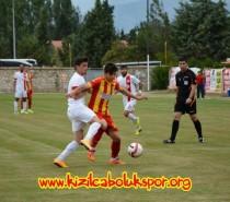 Kırıkhanspor : 2 – Kızılcabölükspor : 3