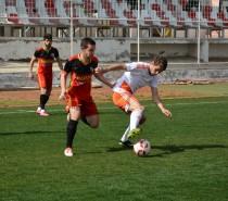 Kızılcabölükspor : 2 – Erzin Belediyespor : 1