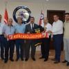 Yönetim Kurulu Üyelerimiz Denizli Emniyet Müdürü Mevlüt Demir'i Ziyaret Ettiler