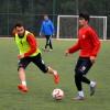 Mekik, Büyükçekmece Tepecikspor Maçı Hazırlıklarına Başladı