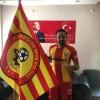 Osman Berkay Özçelik Kızılcabölükspor'umuzda