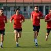 Mekik, Yeni Orduspor Maçı Hazırlıklarına Başladı