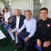 Süper Lig Hakemlerinden Denizli'li Hemşehrimiz Ümit Öztürk Karşıyaka Müsabakasını Takip Etti