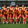 Kızılcabölükspor'umuz, 8 Haftalık Süreçte Türkiye Liglerinin En Golcü Takımı Oldu