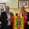 Osman Duran : Büyükşehir Belediye Başkanımız Sayın Osman Zolan'a Çok Teşekkür Ederiz