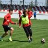 Mekik, Pazarspor Maçı Hazırlıklarına Başladı