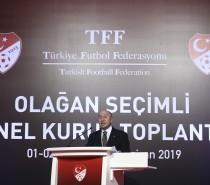 TFF Başkanlığına Seçilen Sayın Nihat Özdemir'i Tebrik Ederiz