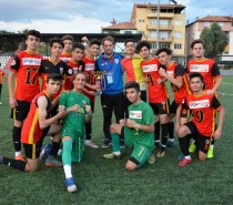 (U-16) Takımımız 12-15 Haziran Tarihlerinde Türkiye Şampiyonası Finallerine Gidecek