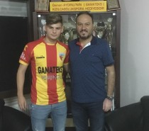 Mustafa Ethem Erboğa Yeniden Kızılcabölükspor'umuzda