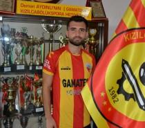 Mehmet Eray Karadağ Kızılcabölükspor'umuzda