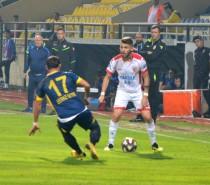 Ci Group Buca : 1 – Kızılcabölükspor : 0