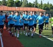 Mekik, Karbel Karaköprü Belediyespor Maçı Hazırlıklarına Başladı