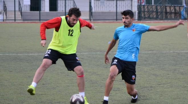Mekik, Anagold 24 Erzincanspor Maçı Hazırlıklarına Başladı