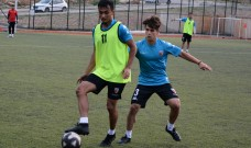 Mekik, 68 Aksaray Belediyespor Maçı Hazırlıklarına Başladı