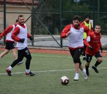 Mekik, Tokatspor Maçı Hazırlıklarına Başladı