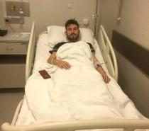 Oyuncumuz Serkan Özen Ameliyat Oldu