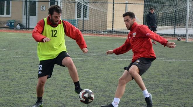 Mekik, Silivrispor Maçı Hazırlıklarına Başladı