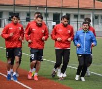 Mekik, 52 Orduspor FK Maçı Hazırlıklarına Başladı
