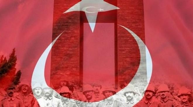 18 Mart Çanakkale Zaferi'nin 105.Yıl Dönümünde Tüm Şehitlerimizi Saygı İle Anıyoruz