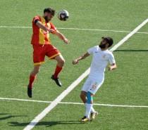 Kızılcabölükspor : 1 – Erzinspor : 0