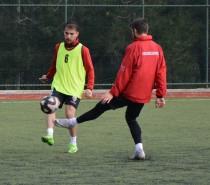 Mekik, Şile Yıldızspor Maçı Hazırlıklarına Başladı